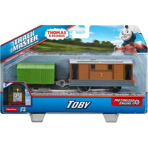 Thomas and friends trackmaster Motorised Engine Toby