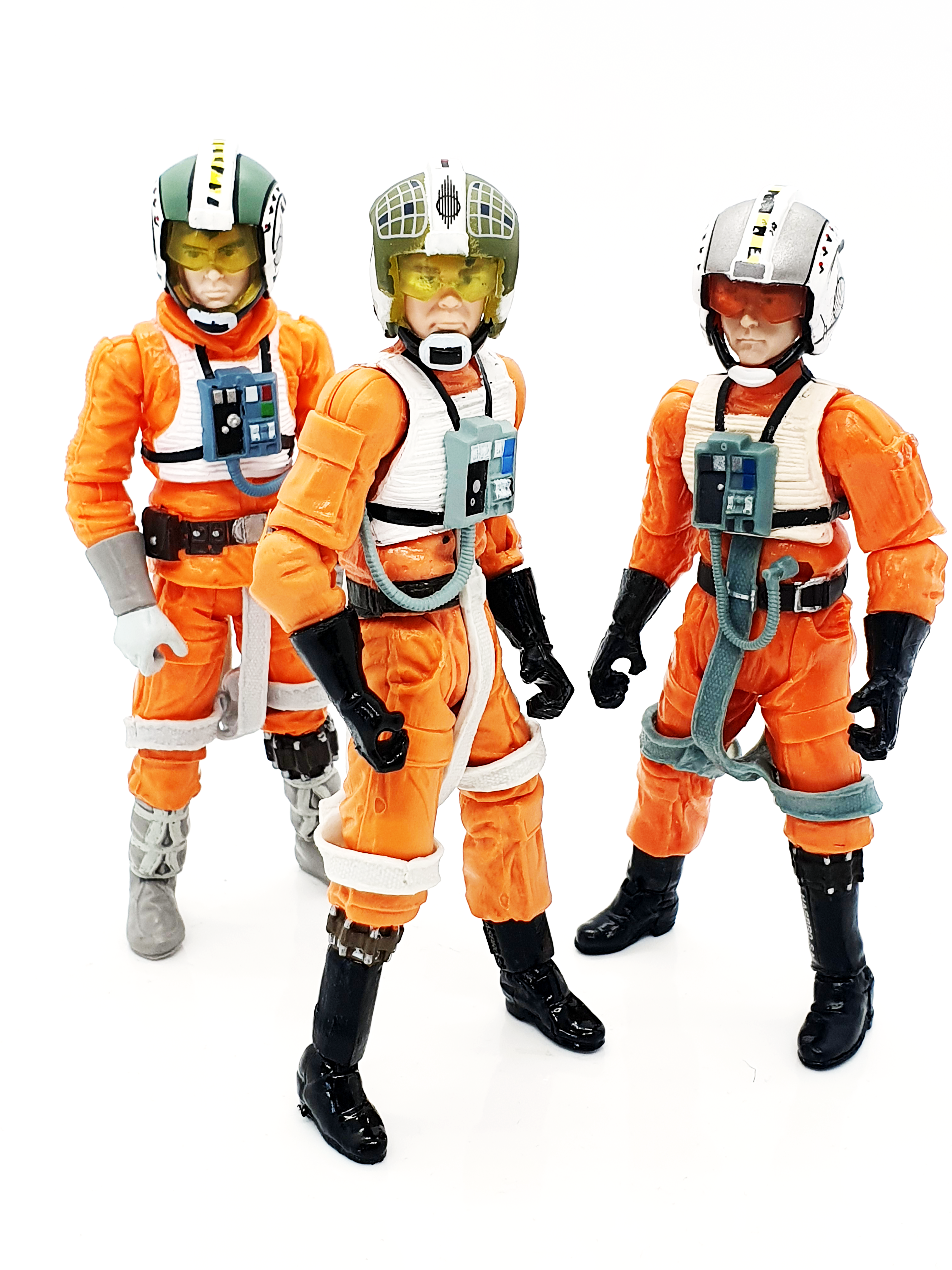 Star Wars Vintage Rogue Squadron Gallery Image