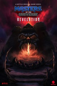 He-Man and the masters of the universe Revelations Poster