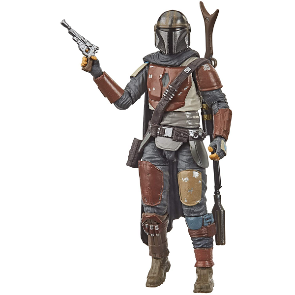 """The Mandalorian 3.75"""" Inch Figure with weapons"""