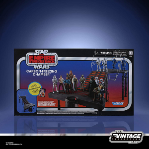 Star Wars Carbon Chamber in vintage packaging