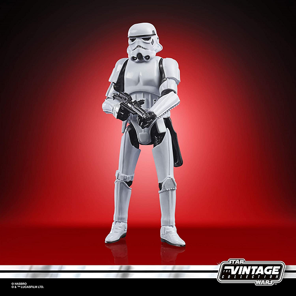 Star Wars Carbon Chamber storm trooper action figure