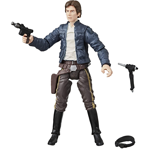 star wars vintage collection han solo bespin action figure in battle stance
