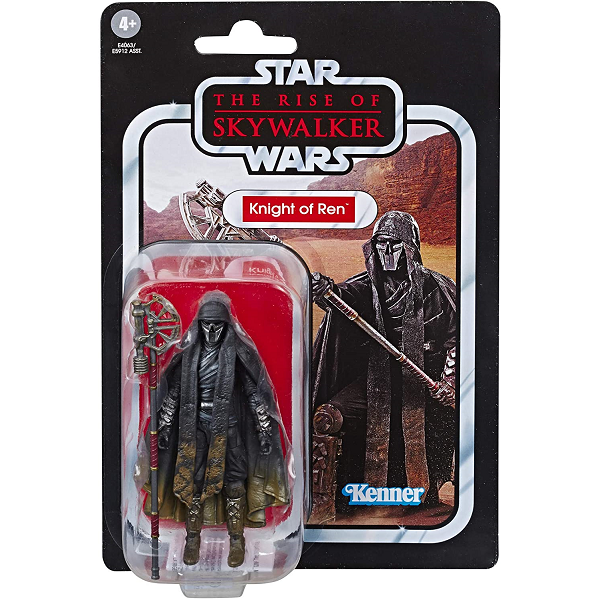 Star Wars Vintage Collection 3.75 inch knight of ren action figure picture in vintage packaging