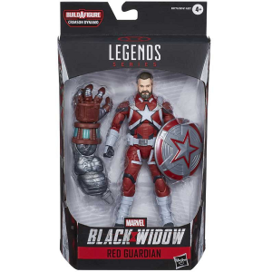 marvel legends red guardian 6 inch action figure in packaging