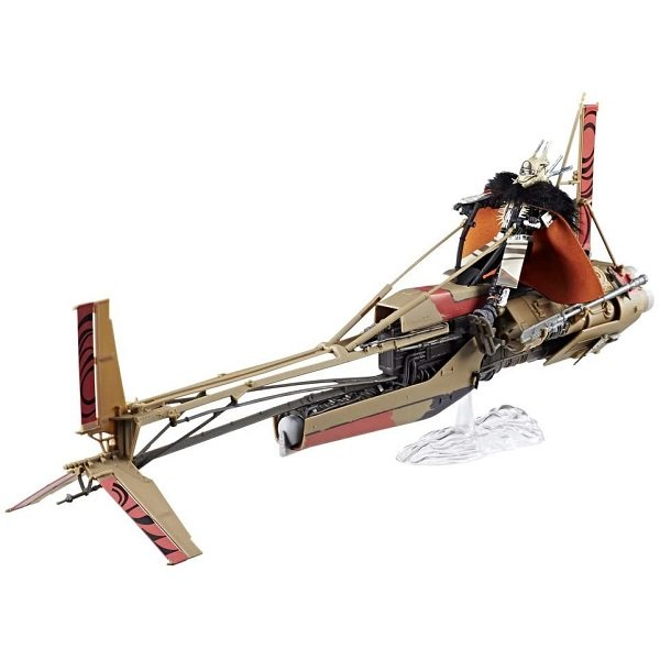Black Series Enfys Nest Swoop Bike with mounted figures
